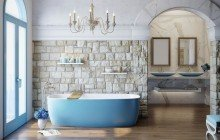 Coletta Jaffa Blue Frestanding Solid Surface Bathtub 01 (web)[1]